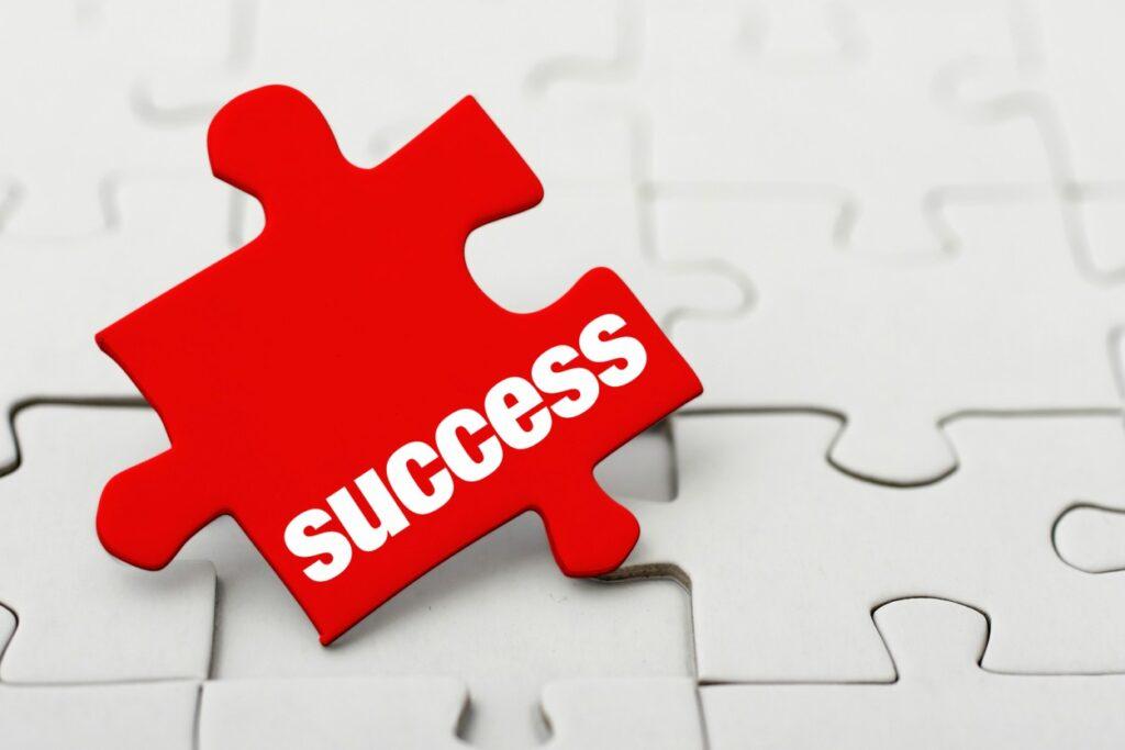 career 4 success factors